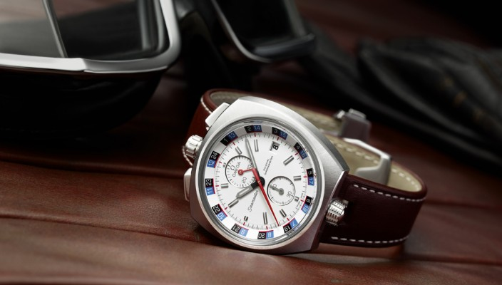 Omega Seamaster Bullhead Co-axial Chronogragh Replica Watches