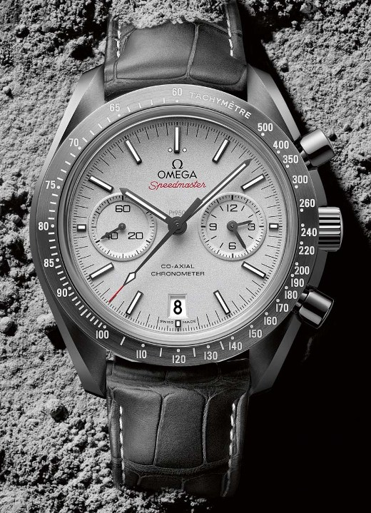 Omega Speedmaster Grey Side of the Moon Replica Watches