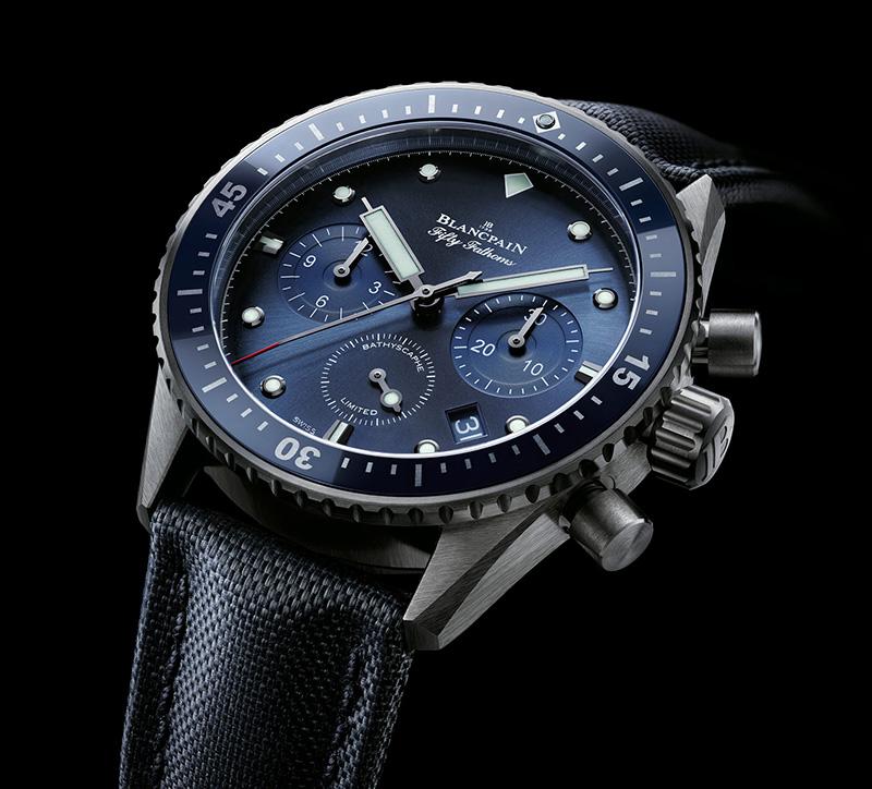 Blancpain Bathyscaphe Limitted Chronometer