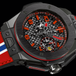 Hublot Big Bang Ferrari Black Ceramic