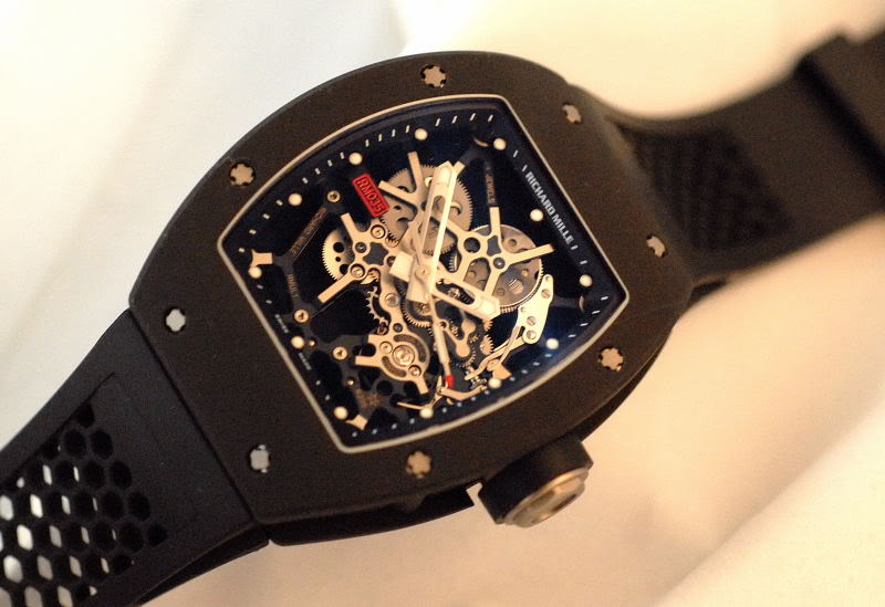 richard mille rm 035 rafael nadal chronofiable replica watch