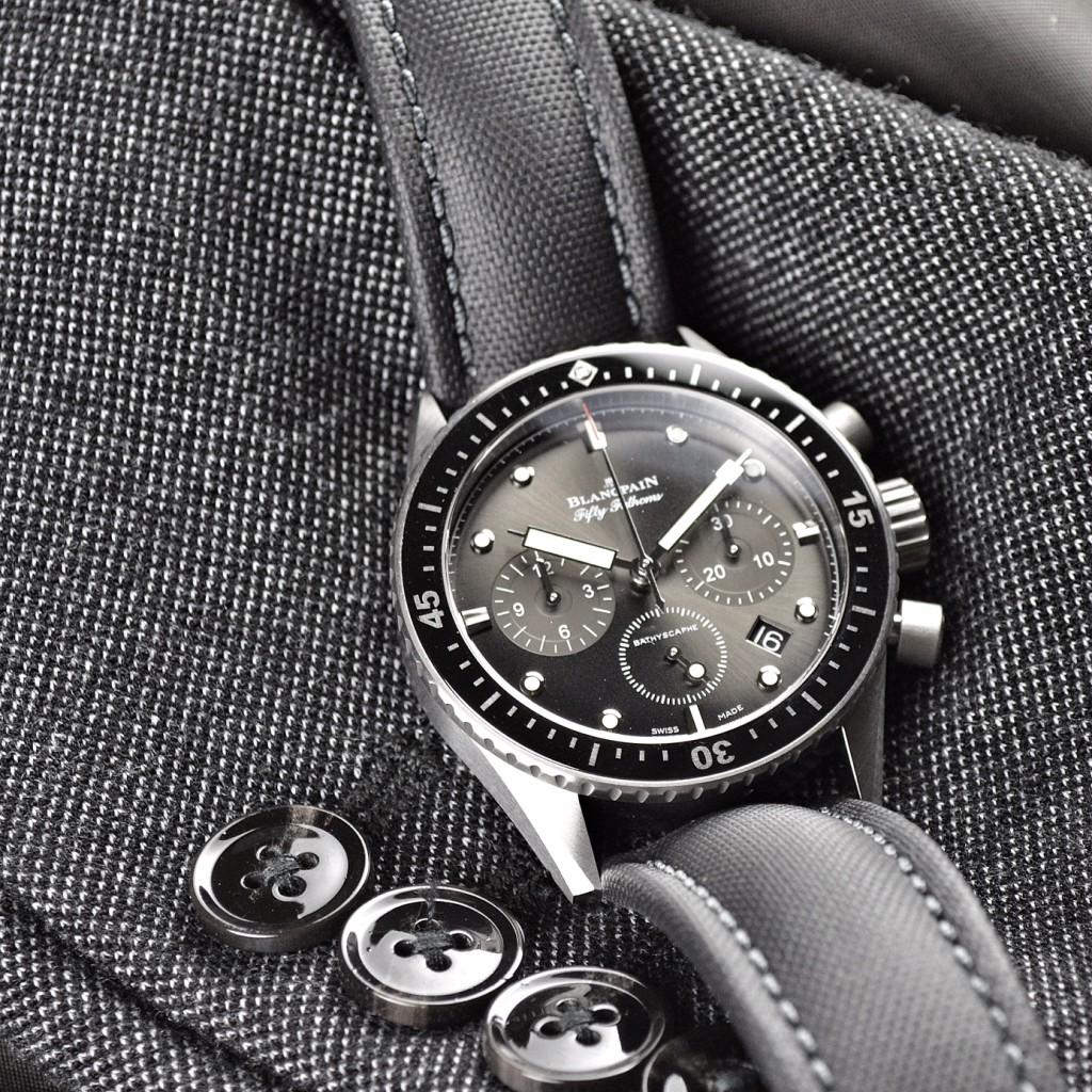 Blancpain Bathyscaphe Chronograph