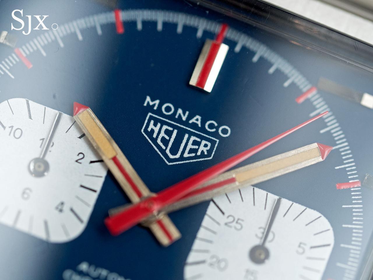 Heuer Monaco 1133B Steve McQueen 2
