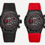 TAG Heuer Carrera Heuer-01 Chronograph Manchester United 2