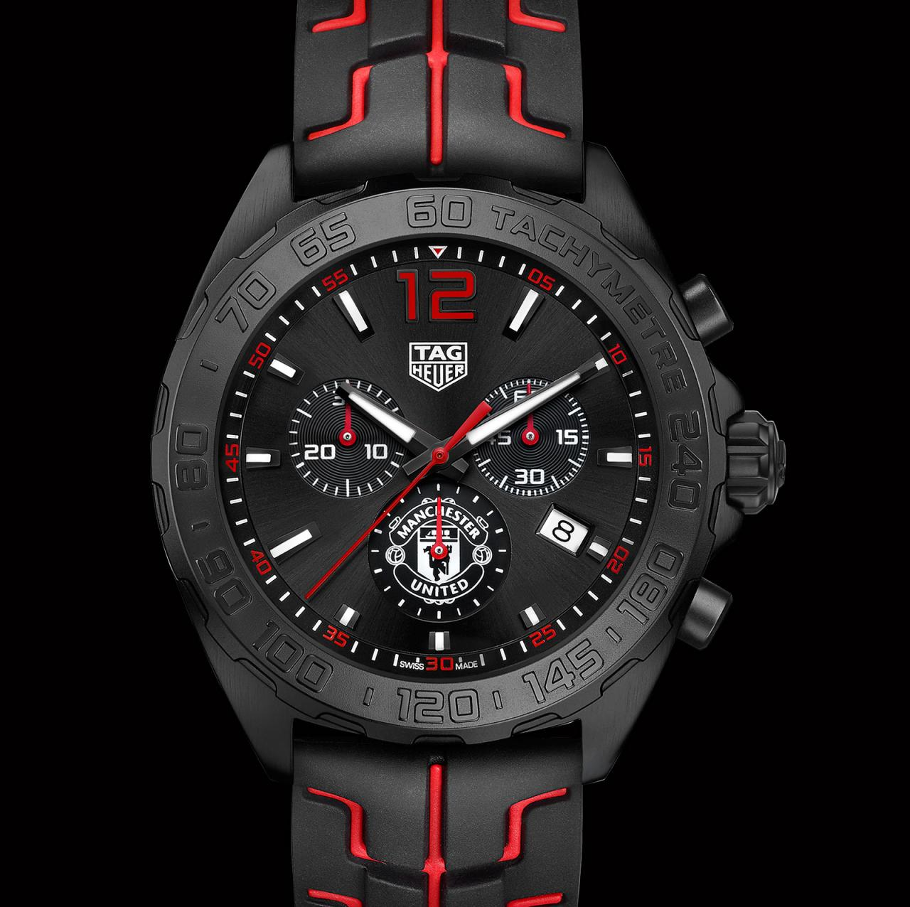 TAG Heuer FORMULA 1 Chronograph Manchester United