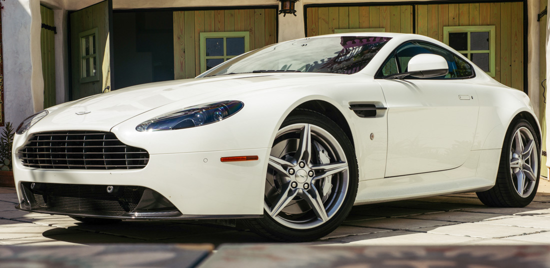 2016 Aston Martin Vantage GTS Is Old School Cool Feature Articles