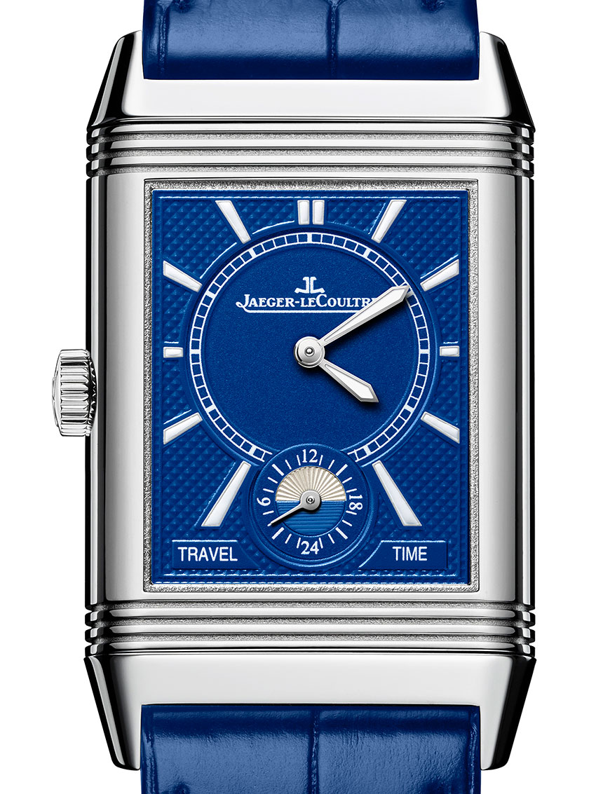 Jaeger-LeCoultre Atelier Reverso Classic Large Duo Small Second Watches Watch Releases