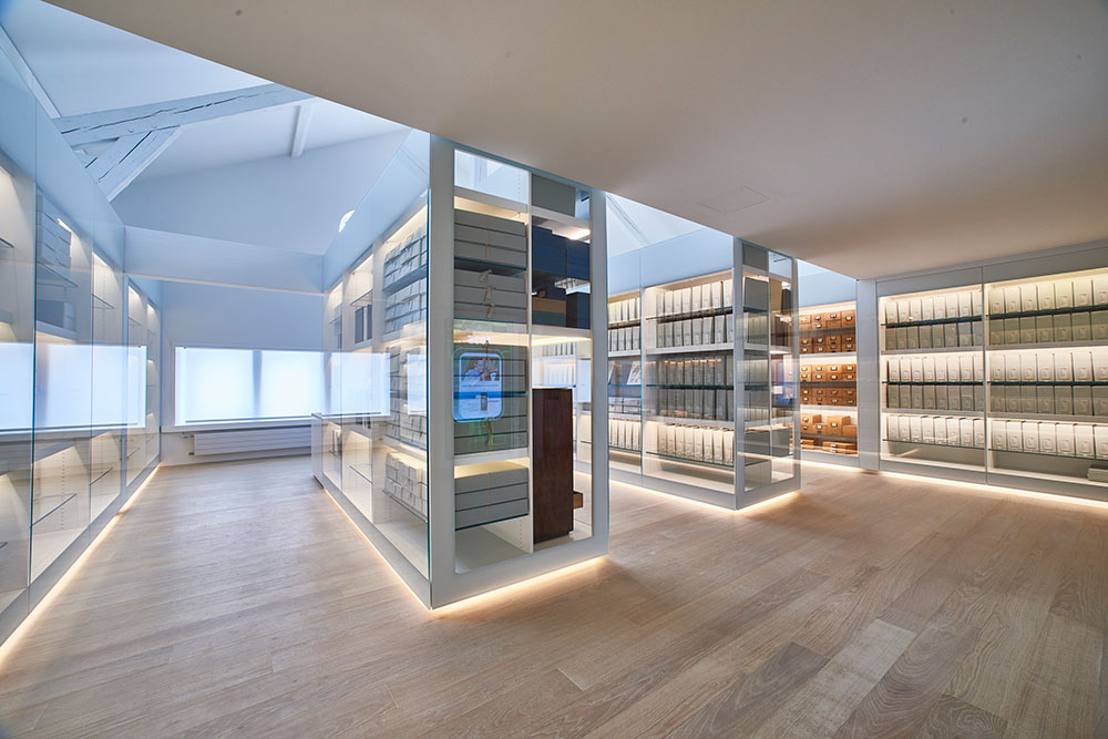 Jaeger-LeCoultre Celebrates 184 Years Of Watchmaking With New Interactive Museum Inside the Manufacture