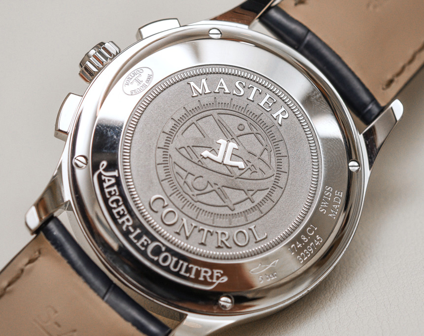 Jaeger-LeCoultre Master Control Date, Master Geographic, & Master Chronograph Steel Watches Hands-On Hands-On