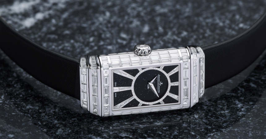 Jaeger-LeCoultre Reverso One High Jewelry Ladies Watch Watch Releases