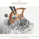 Jaeger-LeCoultre Watchmaking Masterclass December 1, 2016, In Beverly Hills, CA Shows & Events