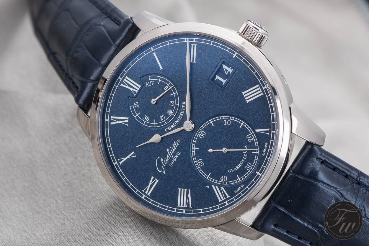 Glashütte Original Senator Chronometer