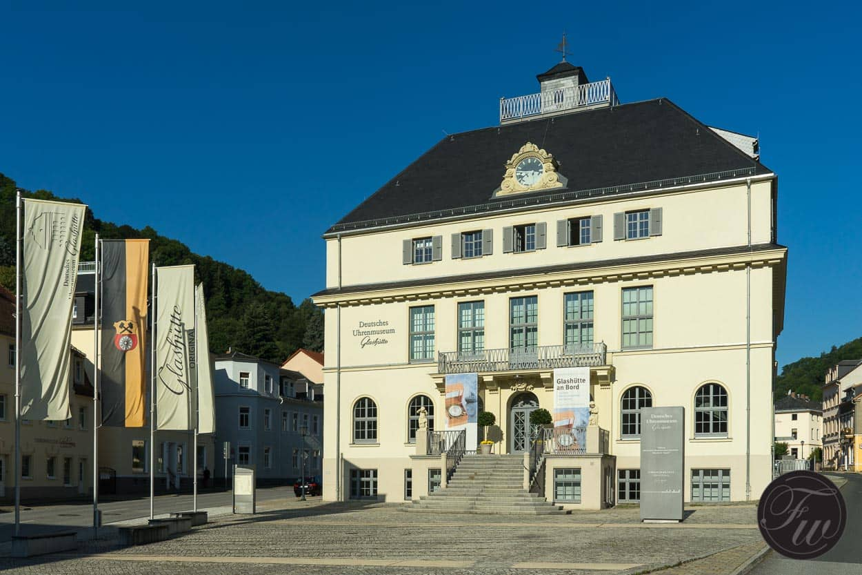 Glashütte Original Manufacture - German Watch Museum