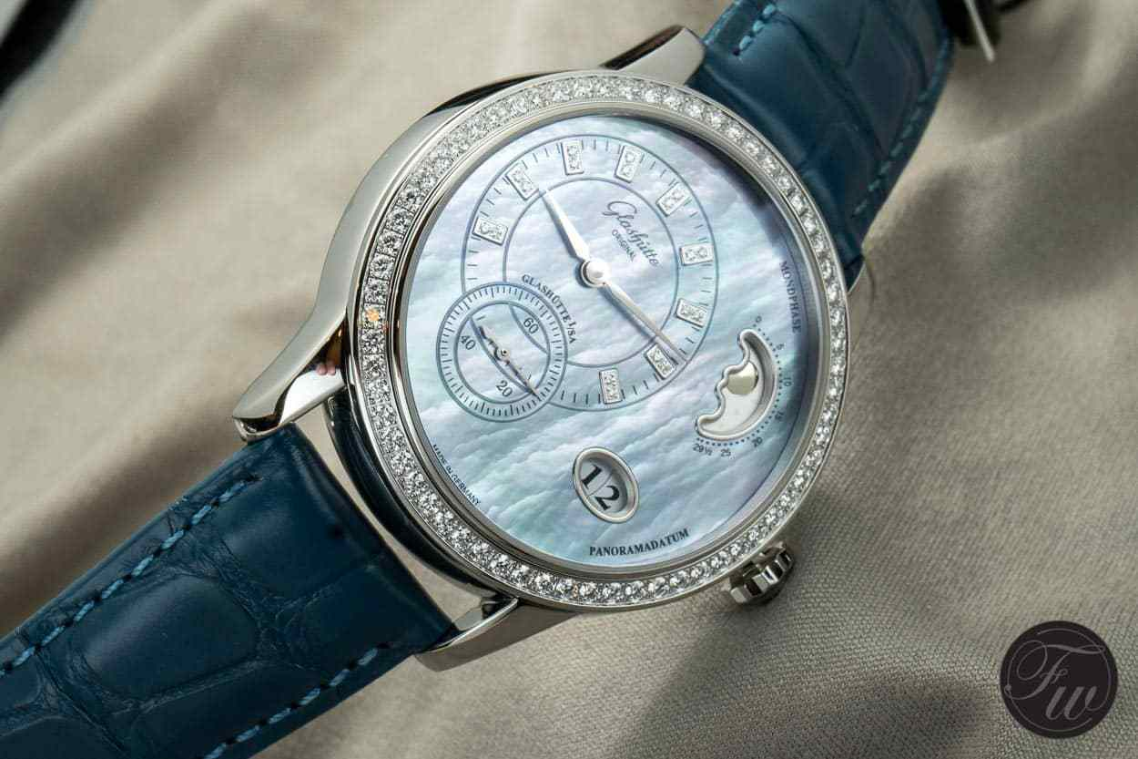 Glashütte Original PanoMatic Luna Boutique Edition