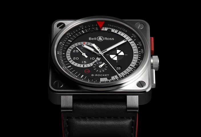 bell & ross aviation br01-94-b-rocket black dial replica watch