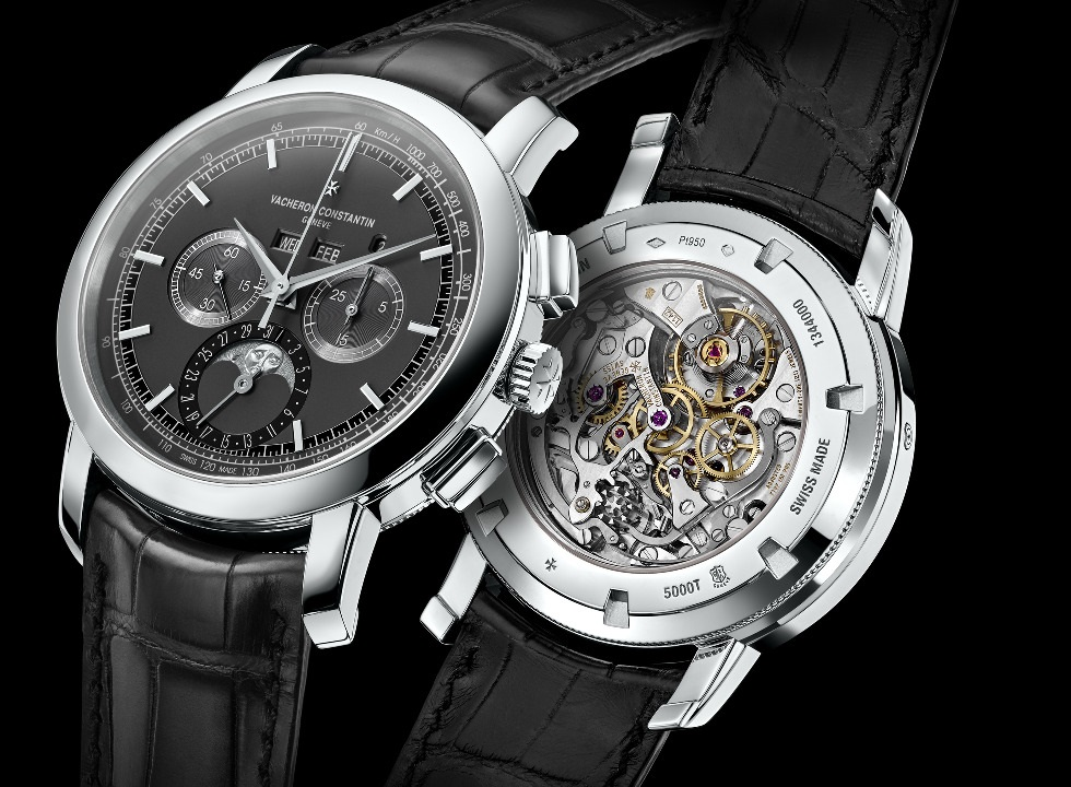 Vacheron Constantin Traditionelle Chronograph Perpetual Calendar Replica Watch