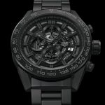 TAG Heuer Carrera Heuer-01 black ceramic 1