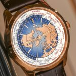 Jaeger-LeCoultre Geophysic Universal Time Watch Hands-On Hands-On